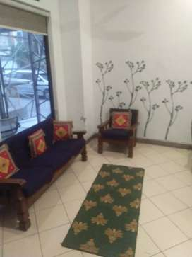 Fully furnished 2 Bhk Kothi For rent in sector 50 noida