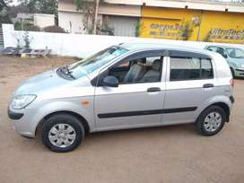 Hyundai Getz 2008 Petrol Well Maintained