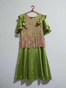 Dress / Baju Pesta Anak / Remaja