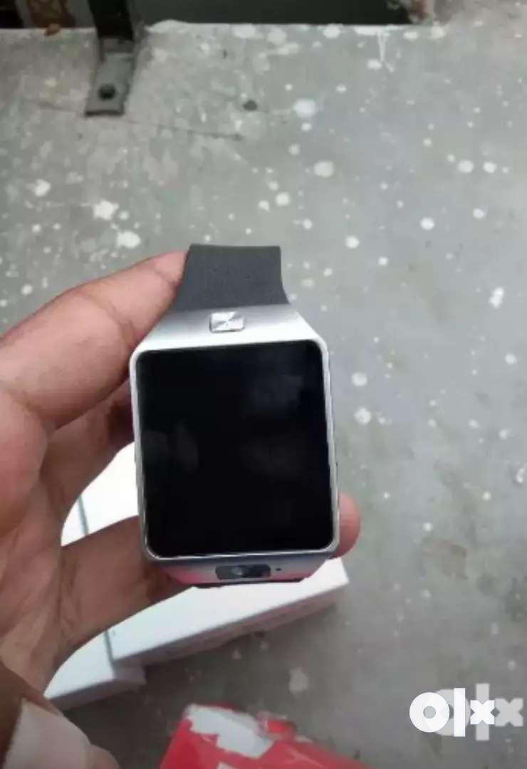 Rejuvenate DZ09 Bluetooth camera smart watch with sim memory