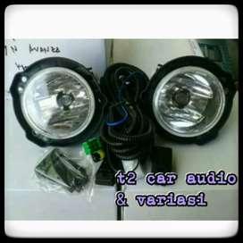 Promo lampu foglamp allnew avanza/xenia komplit mumer laris gan
