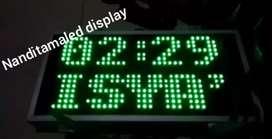^^running text LED DISPLAY