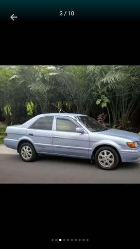 Dijual Toyota Soluna th 2000 type GLi - ISTIMEWA