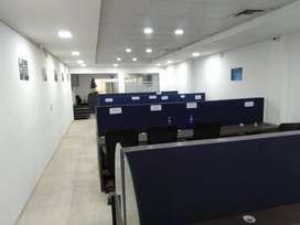 Fully furnished office 2 cabin,1 confrence,40 w/s For Rent in Noida.