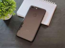 iPhone 7 Plus 128 GB Black Matte