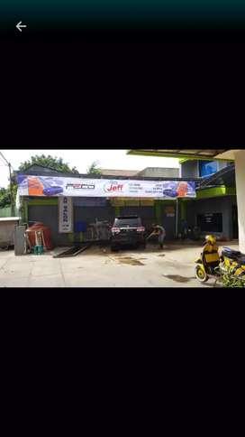 Dicari tenaga cuci mobil area Pondok Kopi