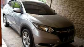 Dijual Honda HRV 1,5L S tahun 2016 Abu2 Metalik
