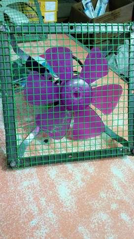 High speed Handmade ventilation fan