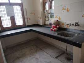 Flat available for rent at new mohanpuri meerut