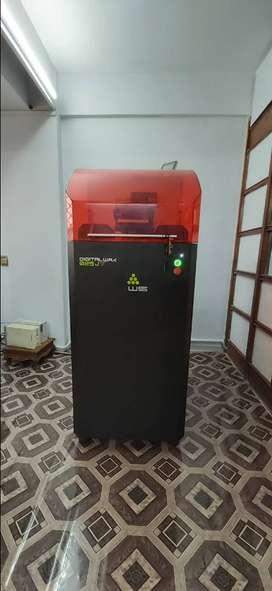 Dws digitalwaxsystems 3d printer for sale
