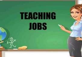 Maths teacher required for Msc mathematics subjects