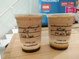 Dicari Barista & Kasir untuk Coffee Shop area Citra Raya Cikupa