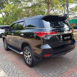 barang istimewa, toyota fortuner vrz th 2016, matic