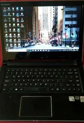 Lenovo Flex 14 Touchscreen Laptop