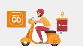 Swiggy Delivery Executive Male And Female