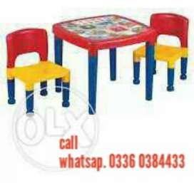 Brand new table and 2 chair