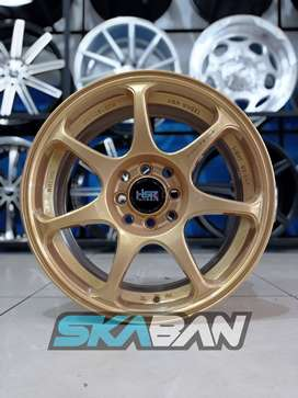 hsr wheel ring 16x7 h8(114,3/100) di ska ban pekanbaru