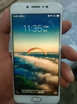 Rs. 22000 Vivo V5s mobile for sale 4GB RAM AND 64 GB memory
