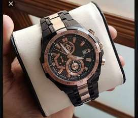 Refurbished Premium edifice chain watch CASH ON DELIVERY negotiable