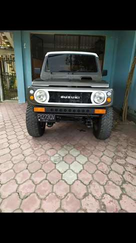 Katana 91, custom jimny 2020