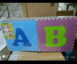 Edumats huruf A-Z