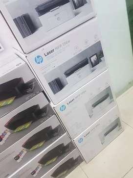 Brand New Hp Printer All In One just@10,800