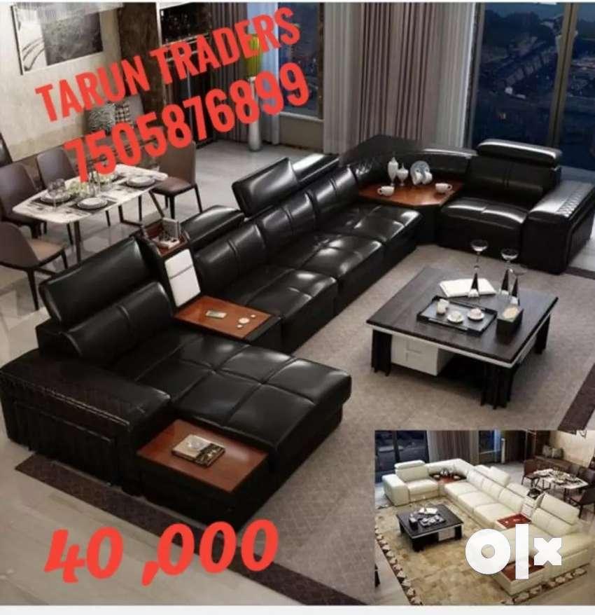 Branded sofa set 0