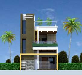 House for sale in sector 6 kamal vihar