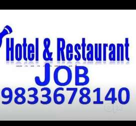 required all rounder cook chef waiter helpers indian chinese cook and
