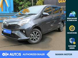 [OLX Autos] Daihatsu Sigra 2020 1.2 R M/T Abu-abu #Mamin Motor