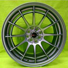 velg racing type Spider R17 untuk freed, jaaz, Mobilio, avanza, yaris