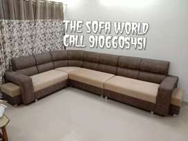 Hector model sofa set available 7 seater