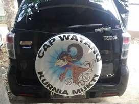 Sarung ban serep Terios Crv Touring Rush Taruna Escudo Ecosport dll