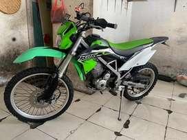 Kawasaki klx bf  msh mulusss