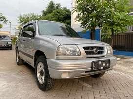 Suzuki Escudo 1.6 Manual 2004 ISTIMEWA!! Bisa DP 10jt