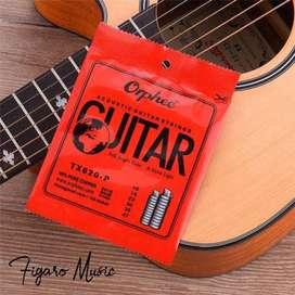 Senar Gitar Akustik / Acoustic Guitar - Orphee TX620-P Extra Light