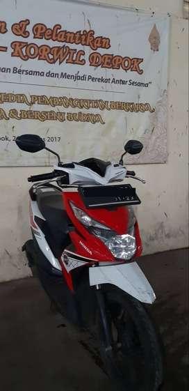 Honda BEAT ESPCBS (raharja fatmawati)