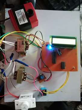 1 PHASE FAULT PROTECTION AND MONITORING SYSTEM EE PROJECT