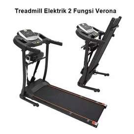 Treadmill IReborn Verona 2 Fungsi BISA COD yaa Free Ongkir