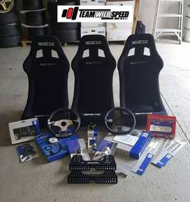 Sparco Accessories & Spares