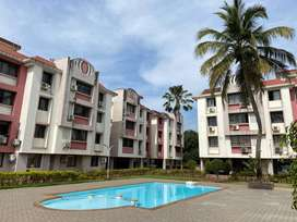 Available 2bhk flat for rent at Margao Fatodra
