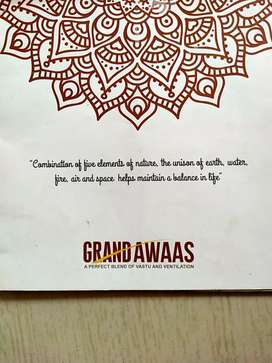 3BHK & 4BHK FLATS Rs.3650/sqft AVAILABLE in GRAND AWAAS