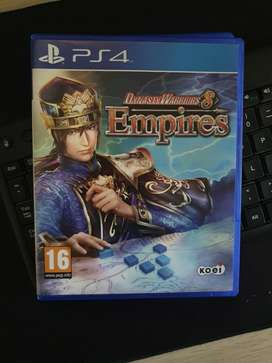 BD PS4 Dynasty Warriors 8: Empires