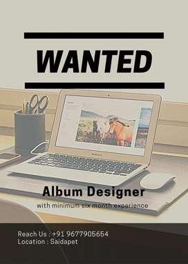 Album Designer