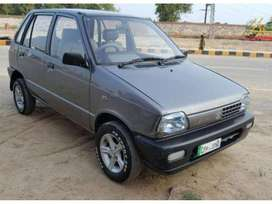 we finance suzuki cultus vx only 7% markup py