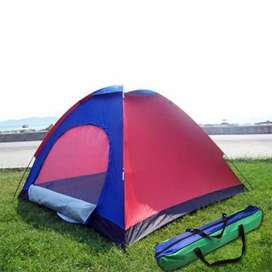 tenting Tent & slumbering Bag floor or if there can be wind, stronger