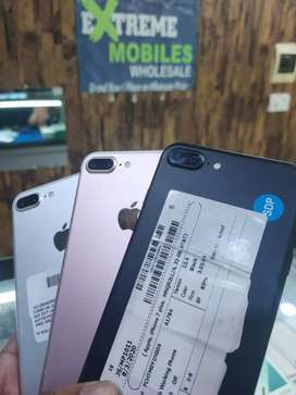 I phone 7 plus 128GB PTA APPROVED ,ALL COLOR  AVAILABLE