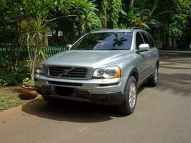 Volvo XC90 Silver Th 2008 - Harga 210Jt Nego