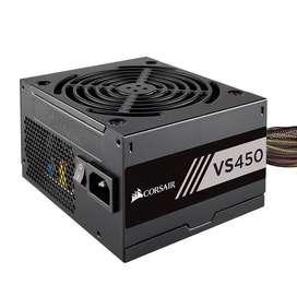 Power Supply Gaming ATX CORSAIR V450Watt 80+ Bronze Original