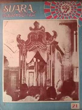 Suara Muhammadiyah no.21 Th.ke 54 Nopember Th. 1974